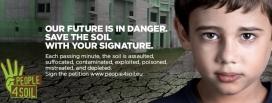 Europa perd cada any 100.000 hectàrees de sòl (imatge: People4soil.eu)