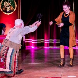 El Premi Kirkolica 2017 es va lliurar al Circ Històric Raluy.
