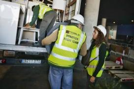El programa 'Donation Room' recupera el material sobrant del Mobile World Congress per destinar-lo a causes socials i culturals