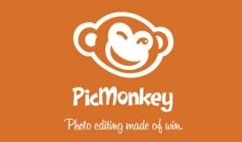 Logotip de PicMonkey. Font: PicMonkey