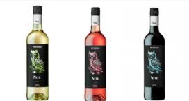 Mitjançant una estratègia de marketing solidari, Pinord dóna 10 cèntims d'Euro per cada ampolla venuda (imatge: pinord.cat)