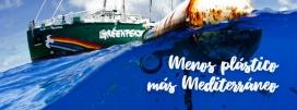 El mític vaixell de Greenpeace visita Barcelona del 16 al 18 de juny (font: Greenpeace)