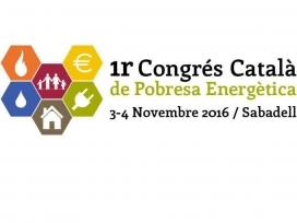 El congrés es celebrarà a Sabadell els dies 3 i 4 de novembre (imatge: congrespobresaenergetica.cat)
