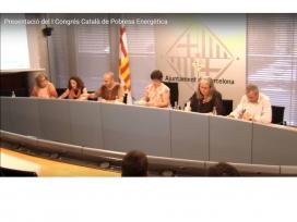 Presentació del Congrés el passat 5 de juliol (imatge: Ajuntament de Barcelona)