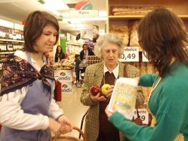 Supermercat al supermercat Condis. Font: Cerdanyola.info