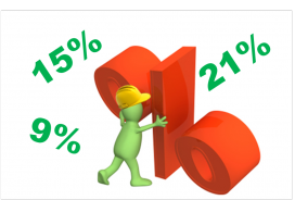 Imtge de percentatges. Font: fisconlab.com
