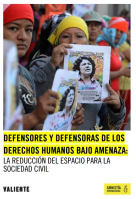 Defensors i defensores dels drets humans sota amenaça