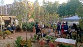 Un espai per relacionar-se amb l'agricultura i amb altres persones