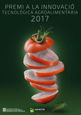 XVI Premi a la Innovació Tecnològica Agroalimentària