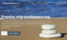 Web Premis migranodearena.org
