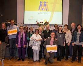 Lliurament dels premis de l'edició de 2014