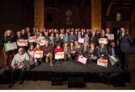 Lliurament Premis Ateneus 2016