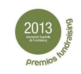 Imatge Premios Fundraising 2013. Font: Asociación Española Fundraising