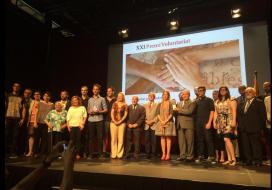 Premi Voluntariat 2015 Associació Comtal