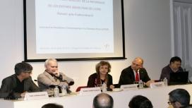 Acte de presentació de la guia, el passat 20 de gener (Font: UAB)