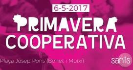 El 6 de maig té lloc la Primavera Cooperativa al barri de Sants de Barcelona.