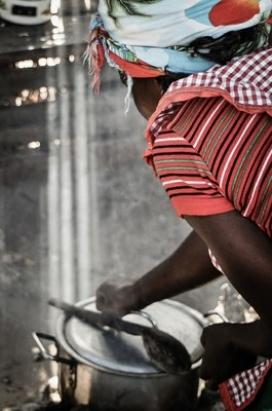 Una dona africana (Font: CCCD)