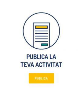 Activitum permet tant consultar activitats com publicar-ne