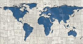 Trencaclosques de la internacionalització de les empreses. Font: Pixabay