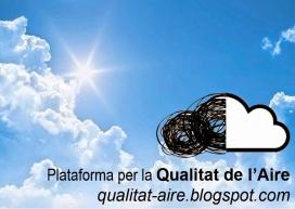 La Plataforma per la Qualitat de l'Aire està composada per 70 entitats i també per persones individuals (imatge: qualitatdelaire.org)