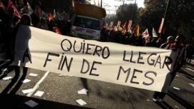 Manifestació realitzada a Madrid, al desembre de 2009.
