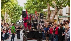 Festival Re-Percussió Per l'Odèon (3 i 4 de juny, Canet de Mar).