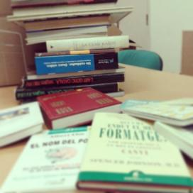 Dóna llibres a la campanya Recicla Cultura 2013