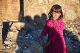 Nena refugiada. Font: Pixabay