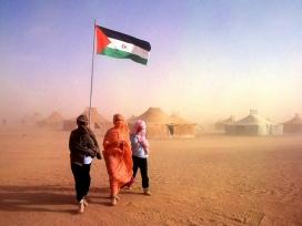 La comunitat sahrauí fa més de 40 anys que pateix l'ocupació del Marroc i sobreviu en camps de desplaçats