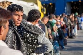 Col·lectiu refugiat. Font: CAFOD Photo Library, Flickr