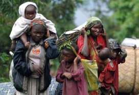 Refugiades de la Segona Guerra del Congo