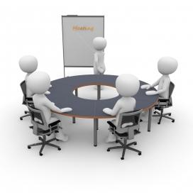 reunió òrgan de govern