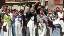 Revolta de les Quintes (4 d'abril, Barcelona).
