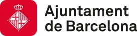 Logotip de l'Ajuntament de Barcelona. Font: Ajuntament de Barcelona