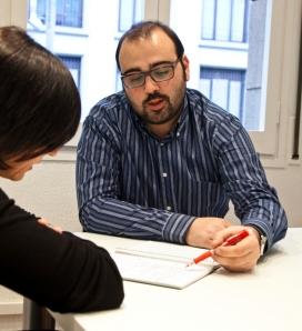 Roger Santiago, expert assessor en fiscalitat i comptabilitat d'entitats