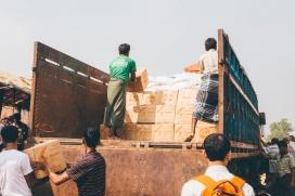 Tot el que es recapti anirà destinat íntegrament a ajudar el col·lectiu rohingya.