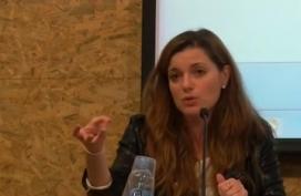 Rosa Bada, directora de la Fundació. Font: Fundació Bayt