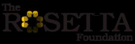 """Logo de """"The Rosetta Foundation"""""""