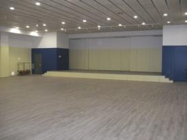 Sala d'actes de l'escola. Font: el3.cat