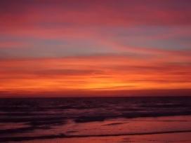 Posta de sol. Salut i Benestar_Maria Jose Varo_Flickr