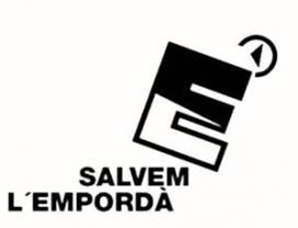Logotip 'Salvem l'Empordà'