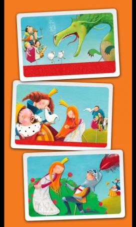 Sant Jordi joc per a nens