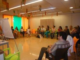 Jornada de formació organtizada per l'Associació Saräu