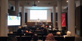 III Jornada de voluntariat i salut a Girona celebrada l'any 2015