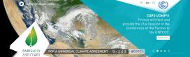 Capaçalera web COP21