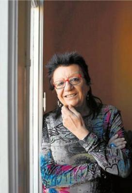 Marisa Fernández, advocada i membre de Dones Juristes