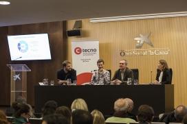 La segona edició de l'esTICenllaçat es va presentar el passat 14 de març.