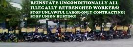 Trebalaldors i treballadores filipines