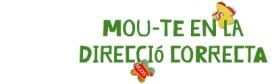 """""""Mou-te en la direcció correcta"""" és el lema de la Setmana de la Mobilitat 2012."""