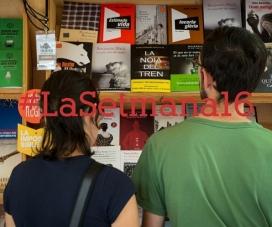 Setmana del Llibre en Català (del 2 a l'11 de setembre, Barcelona).